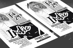 Abstract Indie Music Flyer Product Image 3