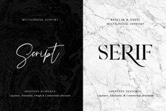 Prestige Signature - Serif & Script Product Image 6