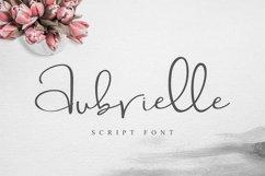 Aubrielle Script Font Product Image 1
