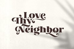 Kaoly - Beautiful Attractive Font Product Image 3