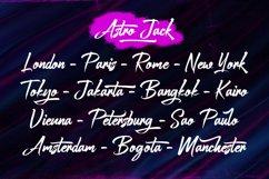 Astro Jack - Handwritten Font Product Image 3