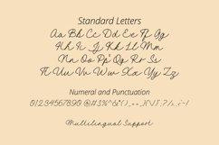 Hellena, elegant script font Product Image 2
