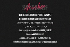 Arusher Brush Font Duo Svg Script Product Image 6