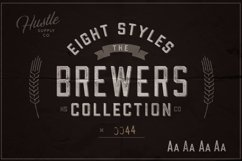 The Brewers Font Collection 8 Fonts Product Image 1