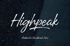 Highpeak Product Image 1
