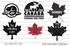 Canada Day SVG Bundle Product Image 1