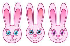Pink bunny Product Image 1