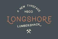 Longshore - Hand Drawn Font Product Image 1
