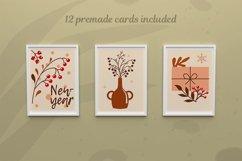 Christmas abstract set SVG Product Image 2