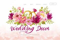 Reysha | Flower Script Font Product Image 4