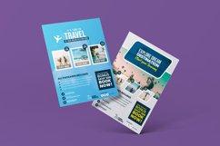 Travel 10 Flyer Template Bundle Product Image 3