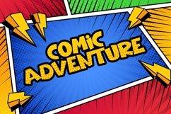 Web Font Gallery - Playful Comic Font Product Image 6