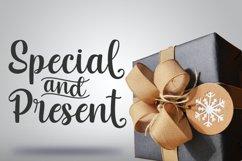 Christmas and Santona | A Beautiful Chirstmas Script Font Product Image 3