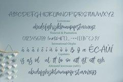 Lompat - Luxury Handlettered Font Product Image 4