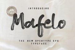 Mafelo SVG Font Product Image 1