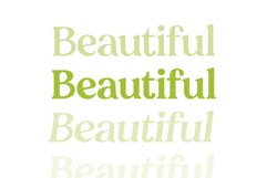 Decors - a decorative serif font Product Image 3