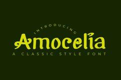 Amocelia Product Image 1