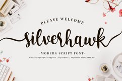 Silverhawk Product Image 1