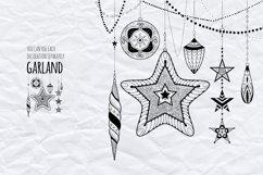 Christmas garland set vol.3 Product Image 2
