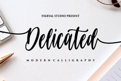 Gorgeous Calligraphy Font Bundle  Limited Time Offer!!! Product Image 7