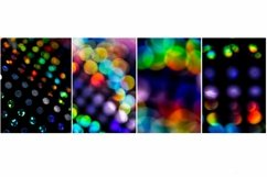 20 Sequin Bokeh Shiny Dots and Spots Background Product Image 4
