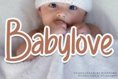 Babylove Product Image 1