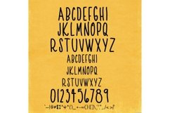 Potato Sticks Handwritten Skinny Font Product Image 3