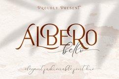 Alberobello // Fashionable Font Duo Product Image 1