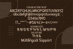 BALLAD - Stylish Sans Serif Font Product Image 2