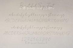 Beautiful SVG Script Font Product Image 3