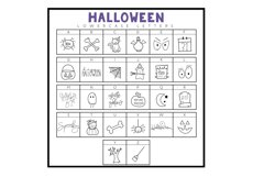 Creep It Real - A Spooky Halloween Doodles Font Product Image 2