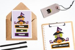 Trick or Treat graphics and illustrations Product Image 4