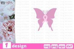 Cancer SVG Bundle | Awareness SVG | Breast Cancer Cut File Product Image 11