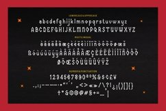 Halloween Mascots - Spooky and Playful Display Typeface Product Image 5