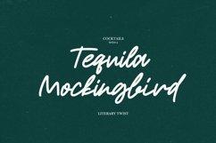 Roderick | Monoline Font Product Image 5