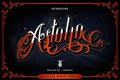 Astolfo | Tattoo script Product Image 1
