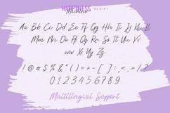 Web Font - Happiness Machine - Font Duo Product Image 4