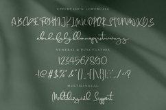 Kinderly - a Handwritten Font
