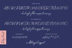Indigo Forest Handwritten Font Product Image 6