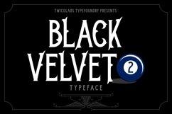Black Velvet 2 Product Image 1