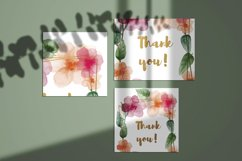23 hand painted floral watercolor brushes for Photoshop Product Image 4