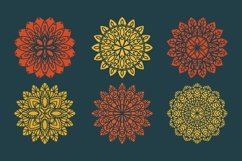20 Mandala Stencil Collections Product Image 4