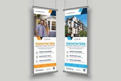 Real Estate Roll up Banner Signage v2 Product Image 3