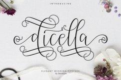 Dicella Script Product Image 1