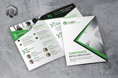 Company Bifold Brochure Product Image 1