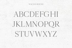Wacian Serif Font Family Pack Product Image 3