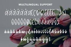 Web Font Rosemary - Cute Handwritten font Product Image 5