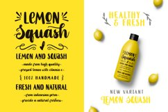 Mahoni - Script & Bold font Product Image 4