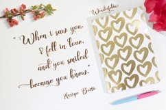 Wonderfebia - Script Wedding Font Product Image 6