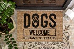 Dog Mom svg bundle - dog quotes svg png eps dxf Product Image 5